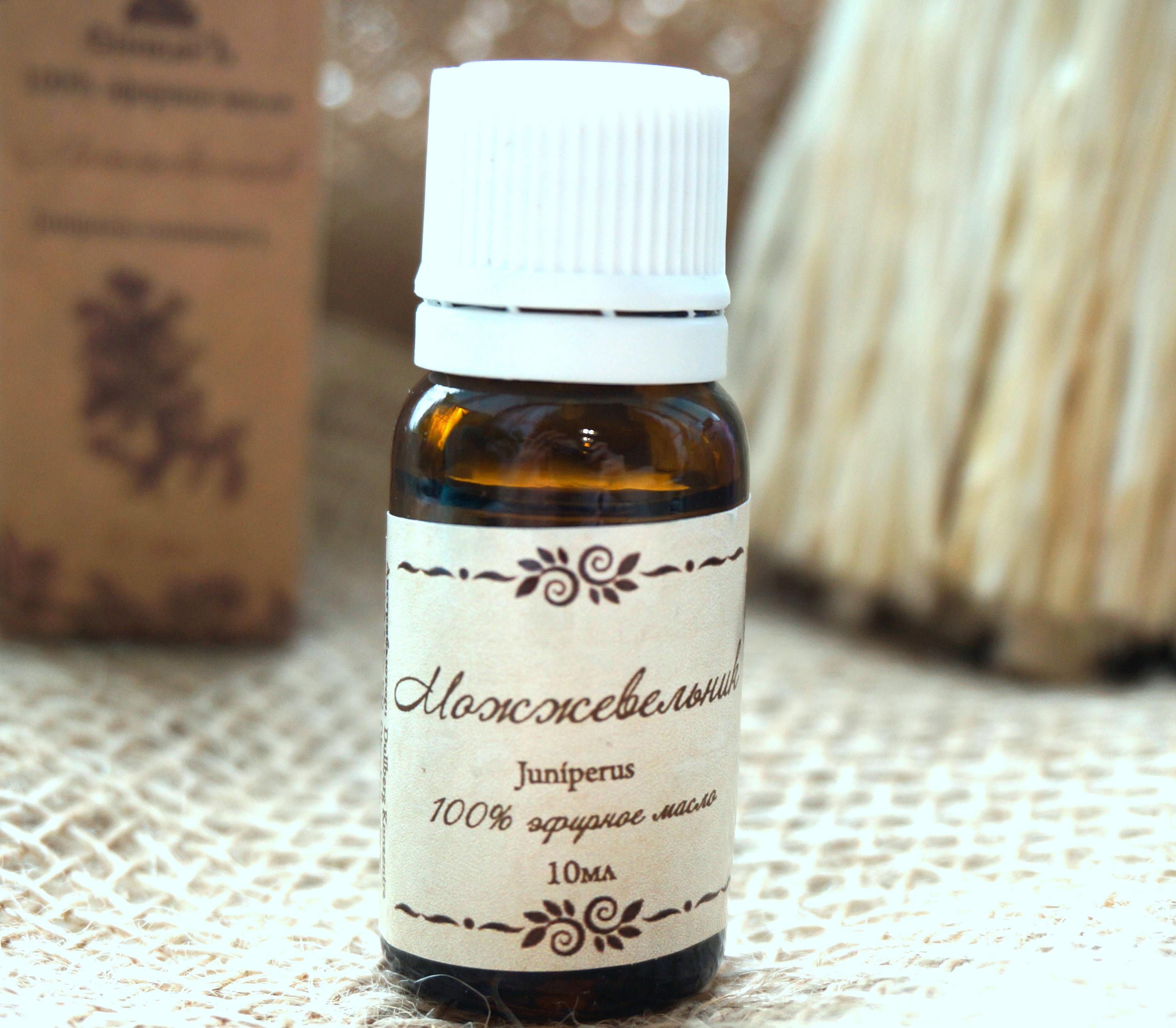 Эфирное масло можжевельника — свойства и применение аромамасла